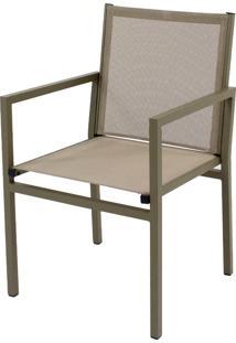 Cadeira Com Braco West Tela