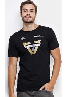 Camiseta Game Cotton Team One Masculina - Masculino
