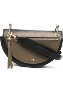Tila March Bolsa Carteiro Annabelle - Preto