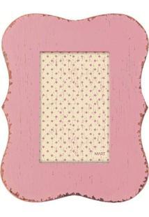 Porta Retrato Mart Jeanne 6444 13X18 Rosa