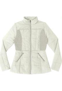 Jaqueta Branco Off White