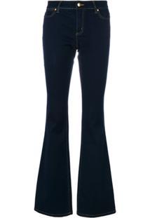 315a0e0878 Farfetch. Michael Michael Kors Calça Jeans Flare ...