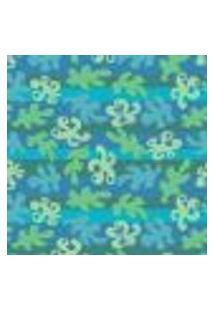 Papel De Parede Autocolante Rolo 0,58 X 3M - Floral 1315