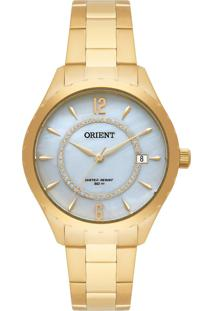 Relógio Orient Fgss1152 B2Kx Dourado