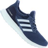f1b8315c817 Tênis Adidas Ultraboost - Masculino - Azul Esc Branco Centauro