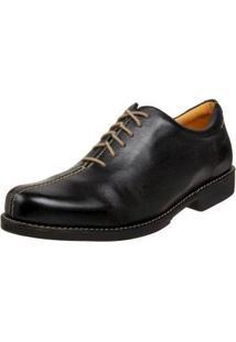 Sapato Sandro Moscoloni Ogden Oxford Preto