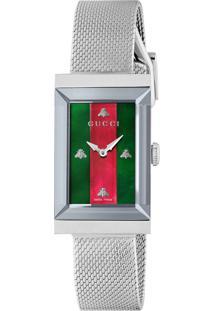 Relógio Gucci Feminino Aço - Ya147401