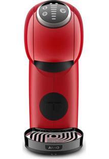 Cafeteira Elétrica Expresso Arno Dolce Gusto Genio S Basic Aut Vermelha - 220V