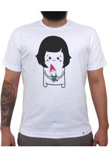 Cuti Amélie - Camiseta Clássica Masculina