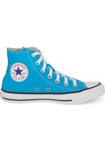 Tênis Converse Chuck Taylor All Star Hi Azul Nautico Ct04190044.33
