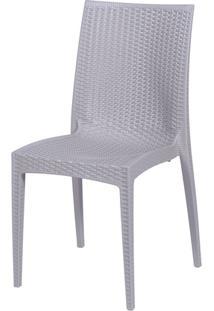 Cadeira Rattan Polipropileno Fendi