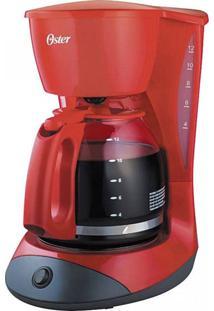 Cafeteira Red Cuisine 1,8L Oster 127V