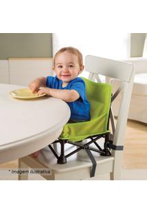 Cadeira Dobrã¡Vel - Preta & Verde Limã£O- 37X38X36Cm