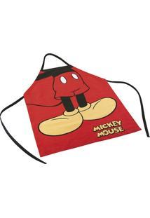 Avental Adulto Mickey - Lepper