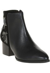 Ankle Boot Patch Pedrarias Dumond - Feminino