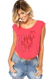 Blusa Roxy Vintage Be Coral