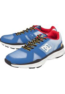 Tênis Dc Shoes Unilite Trainer Azul