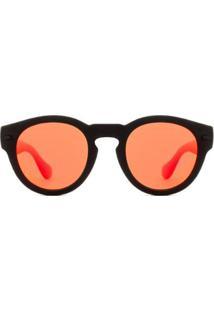 Óculos De Sol Havaianas Trancoso/M Qtb/Uz-49 Masculino - Masculino-Preto