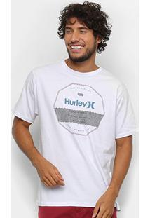 Camiseta Hurley Silk Sweallagon Tribeland Masculina - Masculino