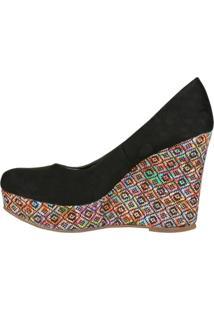 Sapato Barth Shoes Land Preto