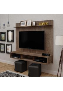 Painel Para Tv 42 Polegadas Mister Canela 160 Cm