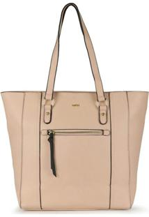Bolsa Shopping Bag Gash Marfim