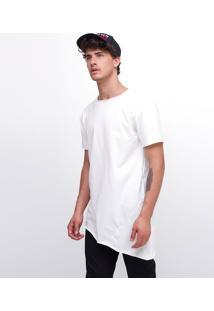 Camiseta Assimétrica