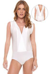 Body Liz Fashion Branco