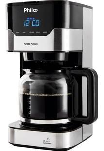 Cafeteira Pcf38 1,5L Platinum 800W Philco 220 Volts