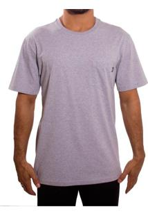 Camiseta Vans Everyday Pocket Tee Grey Heather
