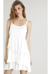 a221299af Vestido Branco Epos feminino | Shoelover