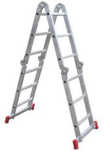Escada Articulada 4X3 12 Degraus Botafogo