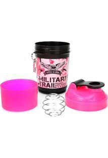 Coqueteleira Military Trail Camuflada 500 Ml - Midway Usa - Unissex
