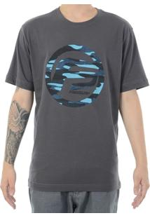 Camiseta Freesurf Snake Skin - Masculino