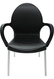 Cadeira Grace Preta - Tramontina