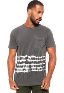 Camiseta Hang Loose Electric Cinza