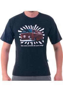 Camiseta Ferrugem Br Kombi Ratlook Cinza