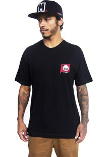 Camiseta Make Pandab Preto