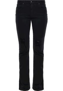 Calça Jeans Flare Escopelos