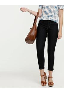 Calça Jeans Capri Feminina Sawary