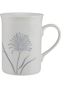 Caneca Porcelana Schmidt 240 Ml - Dec. Karina
