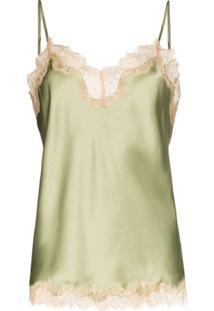 Sainted Sisters Camisola Sage Vintage - Verde