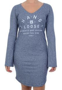 Vestido Hang Loose Opus - Marinho / P