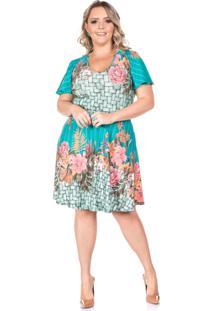 Vestido Domenica Solazzo Lovely Plus Size