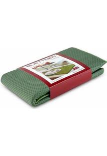 Escorredor De Louças Buettner Microfibra Cooking Liso 0,46Cm X 0,61Cm Verde Musgo