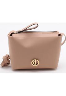 Bolsa Shoulder Bag Rose Cassis - P