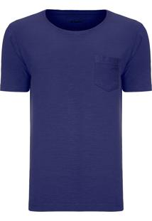 Camiseta Masculina Hava - Azul