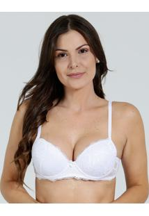 4c74d44e2 Sutiã Push Up Tule feminino