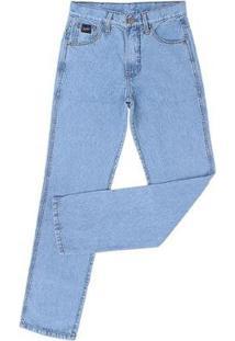 Calça Jeans Masculina Fast Back - Masculino-Azul Claro