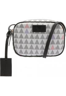 Bolsa Crossbody New Triangle Schutz S500150515